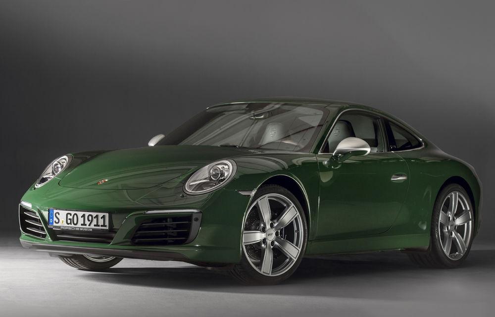 """Aniversare la Stuttgart: Porsche 911 a ajuns la un milion de unităţi produse după o """"carieră"""" de 54 de ani - Poza 1"""