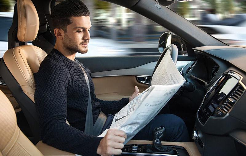 Germania legalizează mașinile autonome: prezența șoferului la volan este obligatorie, iar fiecare mașină va avea cutie neagră - Poza 1