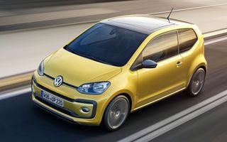 Micul sportiv: după Polo și Golf, Volkswagen Up se pregătește de o versiune GTI