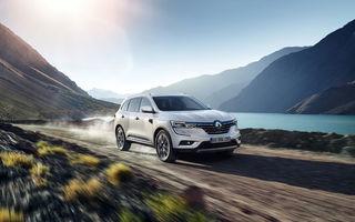Cel mai mare SUV Renault se întoarce în România: noua generație Koleos costă 30.500 de euro