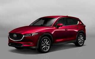 A doua generație Mazda CX-5 poate fi comandată și în România: prețurile încep de la 22.500 de euro