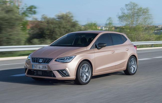 Test drive SEAT Ibiza