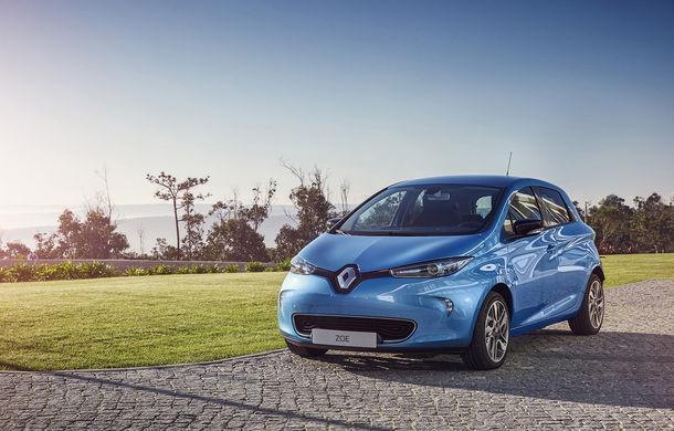 Renault Zoe rămâne cea mai vândută mașină electrică din Europa. Nissan Leaf și BMW I3 completează podiumul - Poza 1