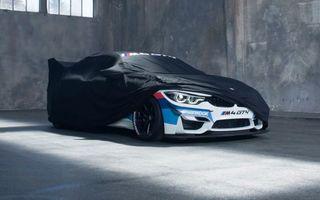 BMW M4 GT4 debutează la Nurburgring: prima imagine teaser înaintea testului de pe Iadul Verde