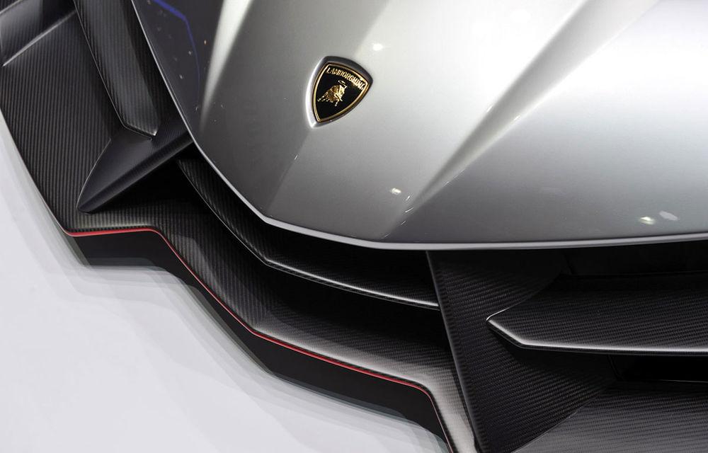"""Lamborghini discută lansarea celui de-al patrulea model din gamă: """"Trebuie să folosească o platformă modulară și să nu canibalizeze vânzările lui Urus"""" - Poza 1"""