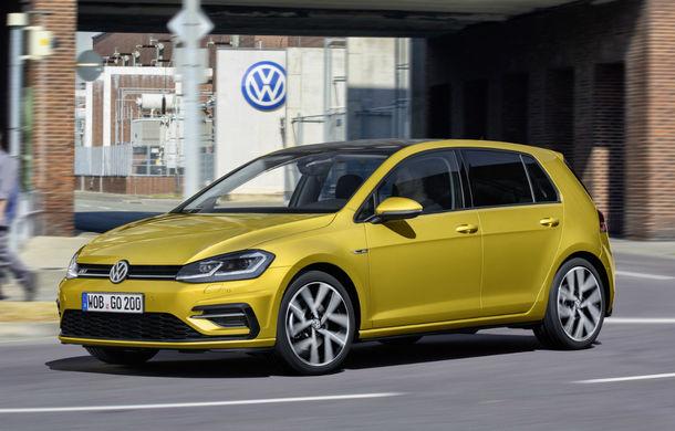 Minunea a durat doar o lună: Volkswagen Golf a redevenit cea mai vândută mașină din Europa. Locul 13 pentru Dacia Sandero - Poza 1