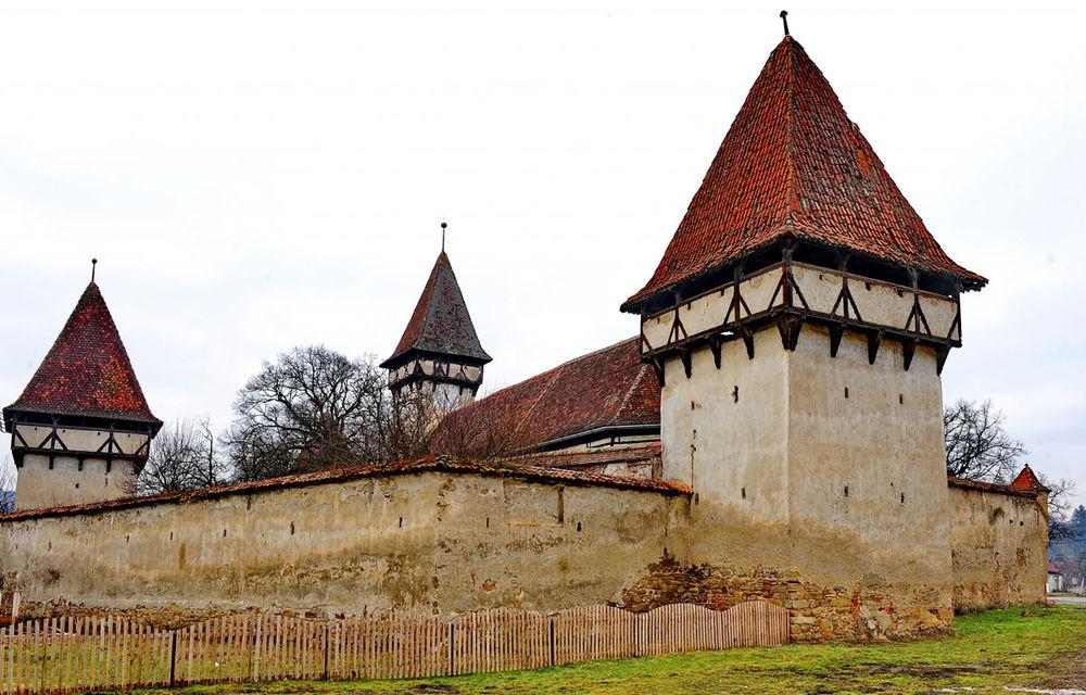 Un german în Transilvania: Plecăm în căutarea bisericilor fortificate din Ardeal - Poza 2