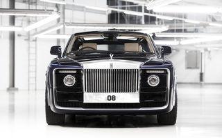 Rolls Royce Sweptail va rămâne o mașină unică în lume: englezii nu vor să mai permită vreunui alt client o asemenea implicare în construirea unei mașini