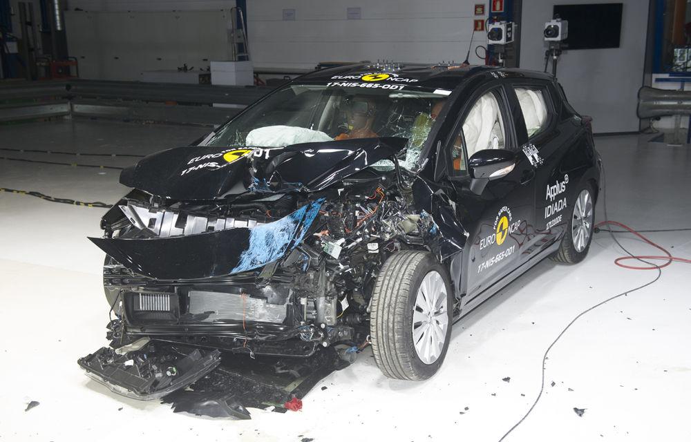 Skoda Kodiaq a trecut testul siguranței: 5 stele EuroNCAP. Nissan Micra a primit 4 stele, Suzuki Swift doar 3 - Poza 10