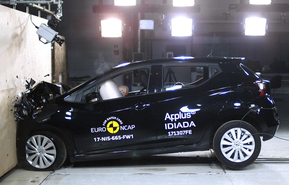 Skoda Kodiaq a trecut testul siguranței: 5 stele EuroNCAP. Nissan Micra a primit 4 stele, Suzuki Swift doar 3 - Poza 7