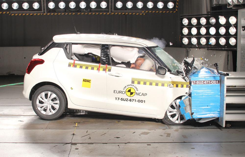 Skoda Kodiaq a trecut testul siguranței: 5 stele EuroNCAP. Nissan Micra a primit 4 stele, Suzuki Swift doar 3 - Poza 16