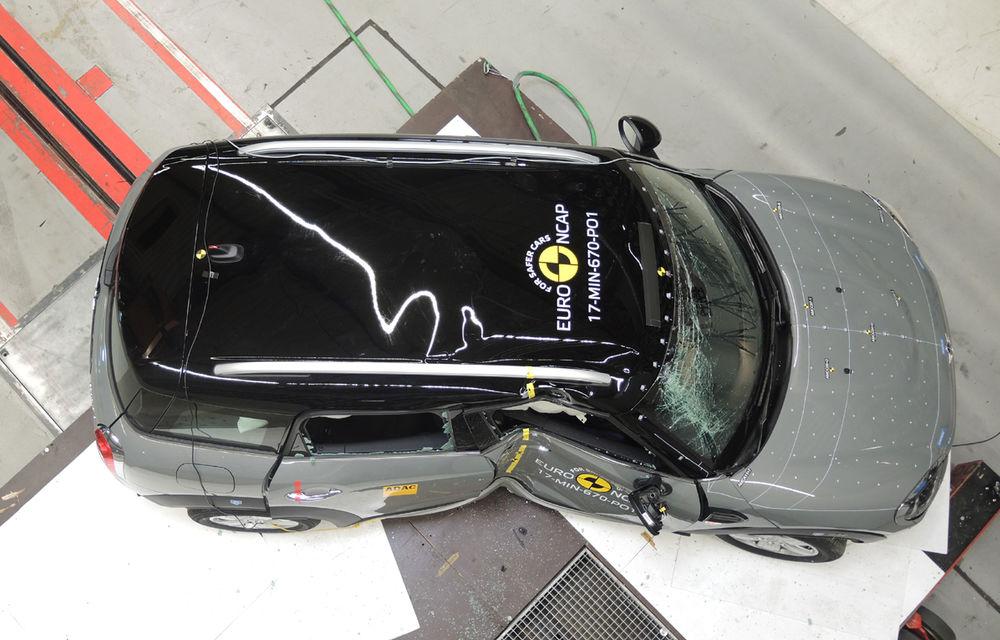 Skoda Kodiaq a trecut testul siguranței: 5 stele EuroNCAP. Nissan Micra a primit 4 stele, Suzuki Swift doar 3 - Poza 22