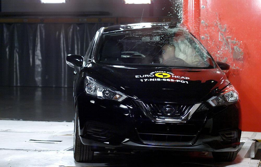 Skoda Kodiaq a trecut testul siguranței: 5 stele EuroNCAP. Nissan Micra a primit 4 stele, Suzuki Swift doar 3 - Poza 11