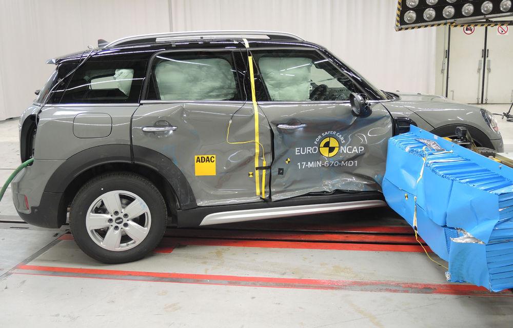 Skoda Kodiaq a trecut testul siguranței: 5 stele EuroNCAP. Nissan Micra a primit 4 stele, Suzuki Swift doar 3 - Poza 19