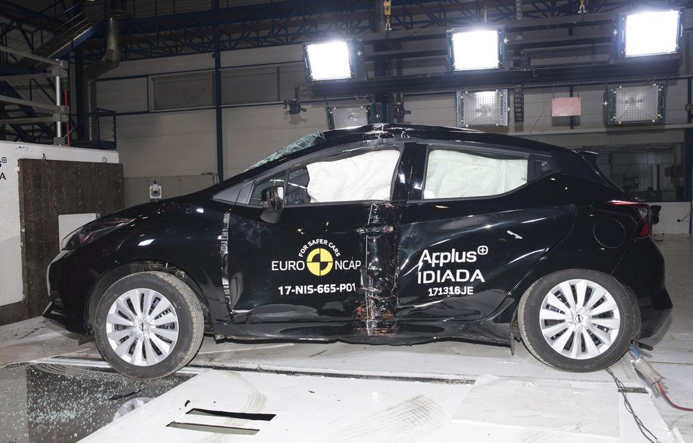 Skoda Kodiaq a trecut testul siguranței: 5 stele EuroNCAP. Nissan Micra a primit 4 stele, Suzuki Swift doar 3 - Poza 12