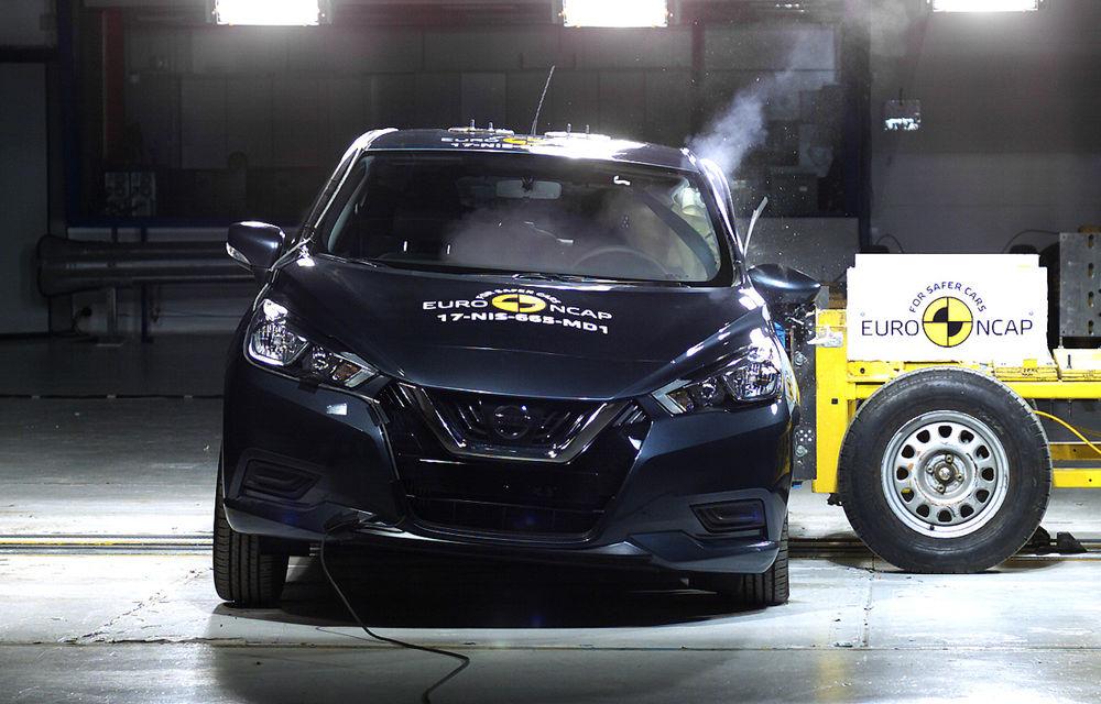 Skoda Kodiaq a trecut testul siguranței: 5 stele EuroNCAP. Nissan Micra a primit 4 stele, Suzuki Swift doar 3 - Poza 8