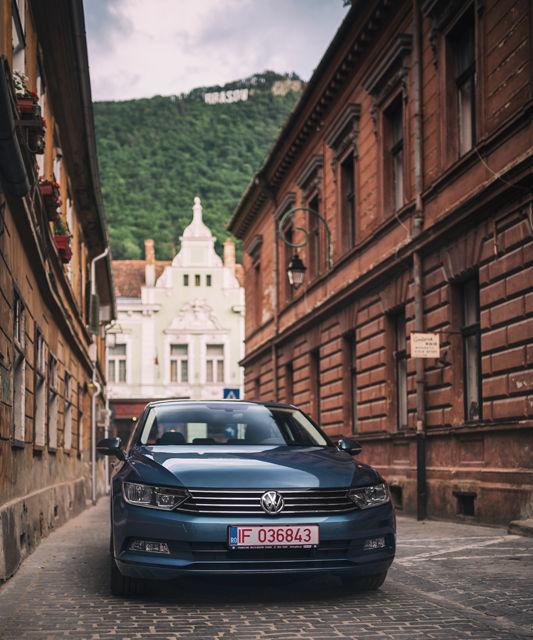 Un german în Transilvania: pustiul de pe DN1 și frumusețile Brașovului - Poza 14