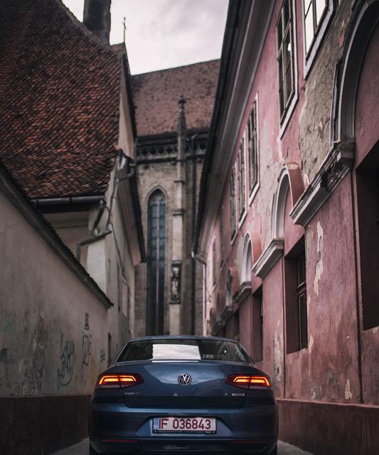 Un german în Transilvania: pustiul de pe DN1 și frumusețile Brașovului - Poza 15