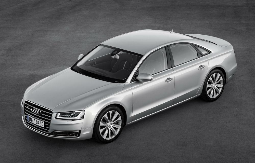 Audi, implicată într-un nou scandal Dieselgate: modelele A7 și A8 cu motoare Euro 5 depășesc de două ori normele de poluare - Poza 1