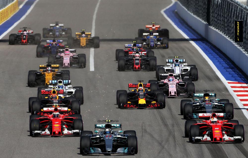 Portugalia vrea să revină în calendarul Formulei 1: sezonul 2019 ar putea avea peste 21 de curse - Poza 1