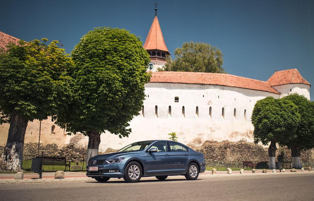 Un german în Transilvania: biserici cu ziduri de apărare înalte de 12 metri, un castel părăsit și idilicul Viscri - Poza 8