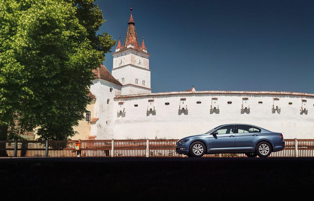 Un german în Transilvania: biserici cu ziduri de apărare înalte de 12 metri, un castel părăsit și idilicul Viscri - Poza 1