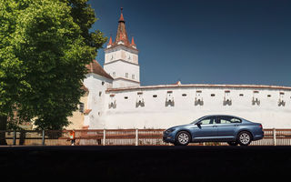 Un german în Transilvania: biserici cu ziduri de apărare înalte de 12 metri, un castel părăsit și idilicul Viscri