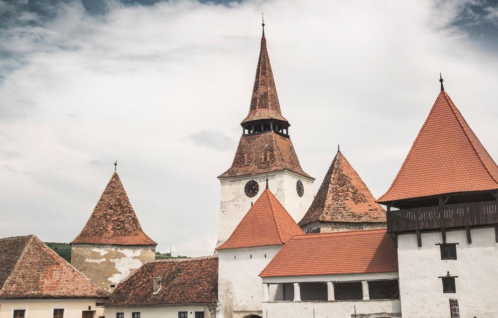 Un german în Transilvania: aglomerata Sighișoară, biserica armenească în paragină și mirificul Biertan - Poza 15