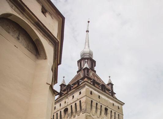 Un german în Transilvania: aglomerata Sighișoară, biserica armenească în paragină și mirificul Biertan - Poza 10