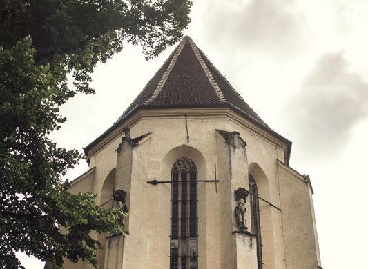 Un german în Transilvania: aglomerata Sighișoară, biserica armenească în paragină și mirificul Biertan - Poza 28