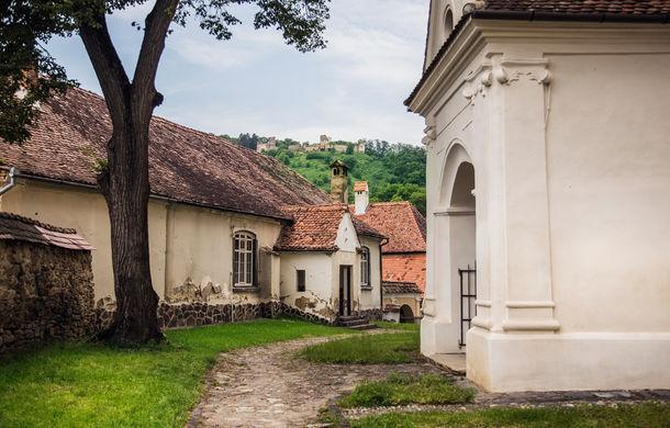 Un german în Transilvania: aglomerata Sighișoară, biserica armenească în paragină și mirificul Biertan - Poza 8