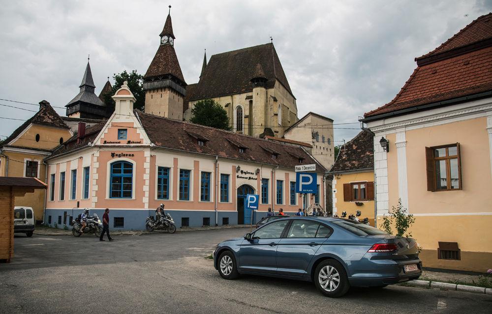 Un german în Transilvania: aglomerata Sighișoară, biserica armenească în paragină și mirificul Biertan - Poza 46