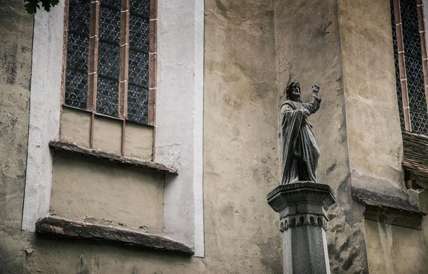 Un german în Transilvania: aglomerata Sighișoară, biserica armenească în paragină și mirificul Biertan - Poza 50