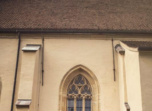 Un german în Transilvania: aglomerata Sighișoară, biserica armenească în paragină și mirificul Biertan - Poza 29