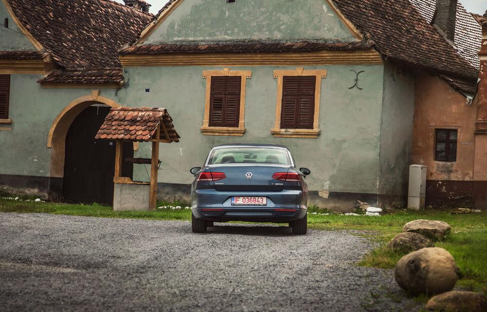 Un german în Transilvania: aglomerata Sighișoară, biserica armenească în paragină și mirificul Biertan - Poza 7
