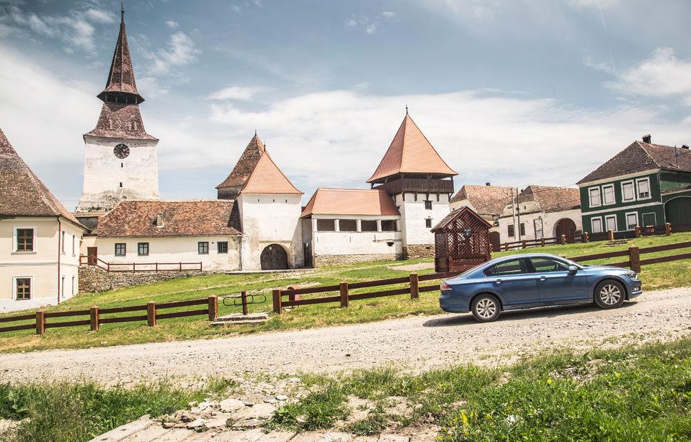 Un german în Transilvania: aglomerata Sighișoară, biserica armenească în paragină și mirificul Biertan - Poza 16