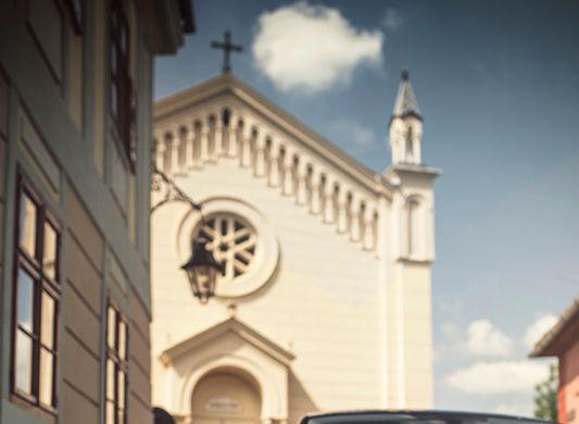 Un german în Transilvania: aglomerata Sighișoară, biserica armenească în paragină și mirificul Biertan - Poza 27