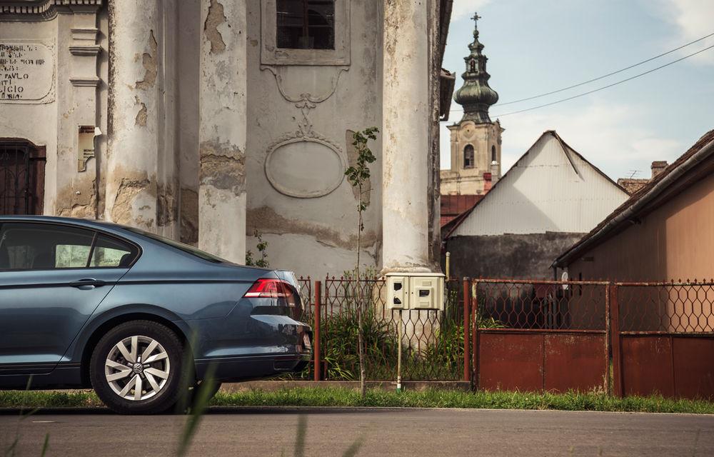 Un german în Transilvania: aglomerata Sighișoară, biserica armenească în paragină și mirificul Biertan - Poza 43