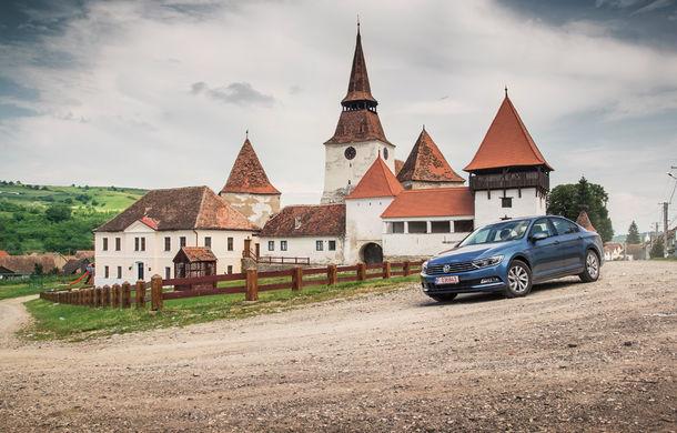 Un german în Transilvania: aglomerata Sighișoară, biserica armenească în paragină și mirificul Biertan - Poza 1