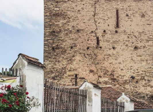 Un german în Transilvania: aglomerata Sighișoară, biserica armenească în paragină și mirificul Biertan - Poza 4
