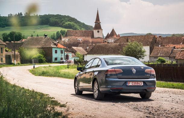 Un german în Transilvania: aglomerata Sighișoară, biserica armenească în paragină și mirificul Biertan - Poza 14