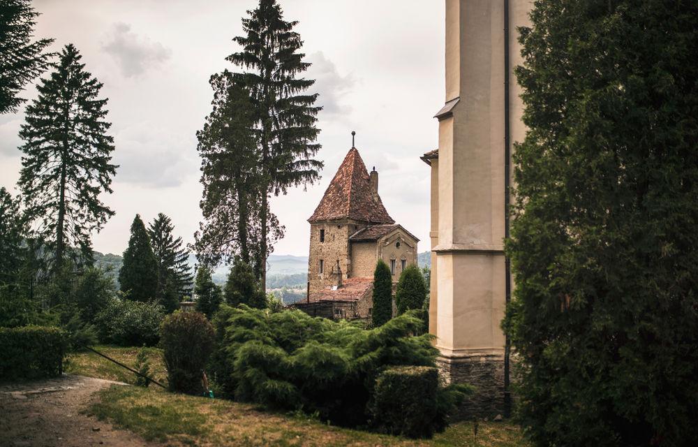 Un german în Transilvania: aglomerata Sighișoară, biserica armenească în paragină și mirificul Biertan - Poza 30
