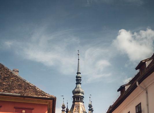 Un german în Transilvania: aglomerata Sighișoară, biserica armenească în paragină și mirificul Biertan - Poza 34