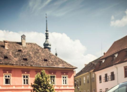 Un german în Transilvania: aglomerata Sighișoară, biserica armenească în paragină și mirificul Biertan - Poza 24