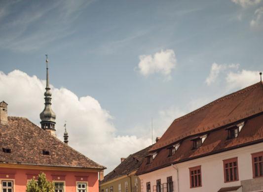 Un german în Transilvania: aglomerata Sighișoară, biserica armenească în paragină și mirificul Biertan - Poza 23