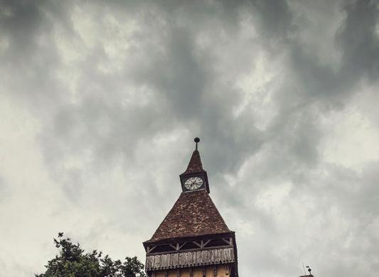 Un german în Transilvania: aglomerata Sighișoară, biserica armenească în paragină și mirificul Biertan - Poza 47