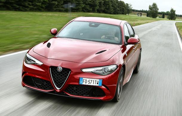 Început lent: Alfa Romeo Giulia s-a vândut modest în primul său an de carieră. Speranțele Alfa se mută pe SUV-ul Stelvio - Poza 1