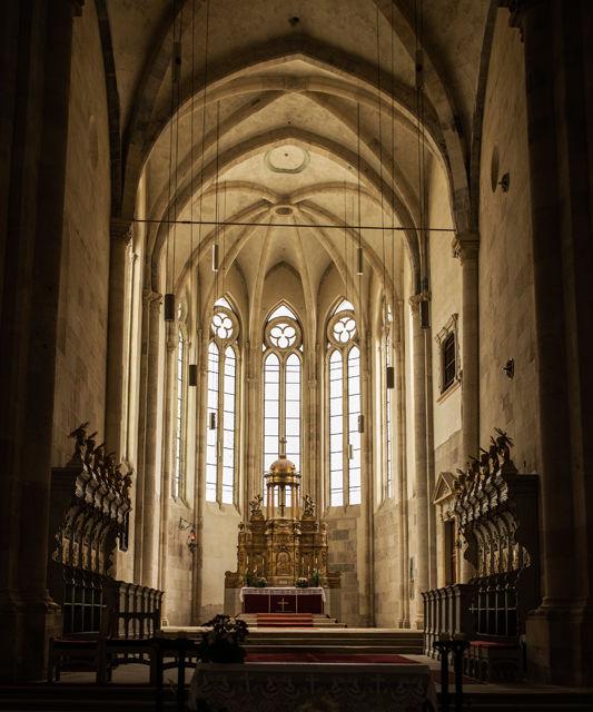 Un german in Transilvania: povestea vinului de la Jidvei și Cetatea de Baltă, surpriza de la Blaj și recordurile catedralei din Alba Iulia - Poza 45