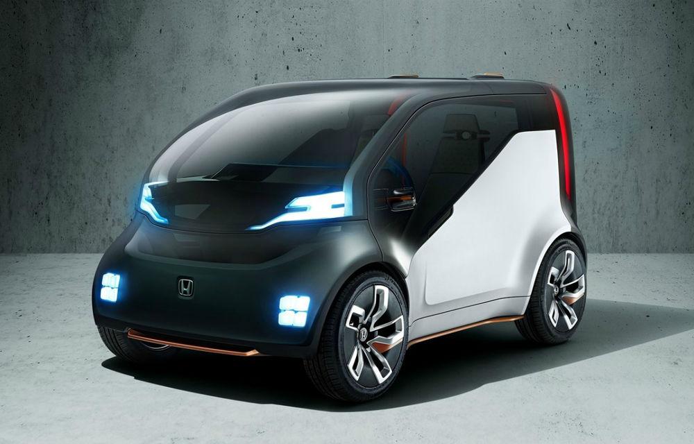 Honda promite că vom putea dormi la volan: prima mașină autonomă a japonezilor vine în 2025 - Poza 1