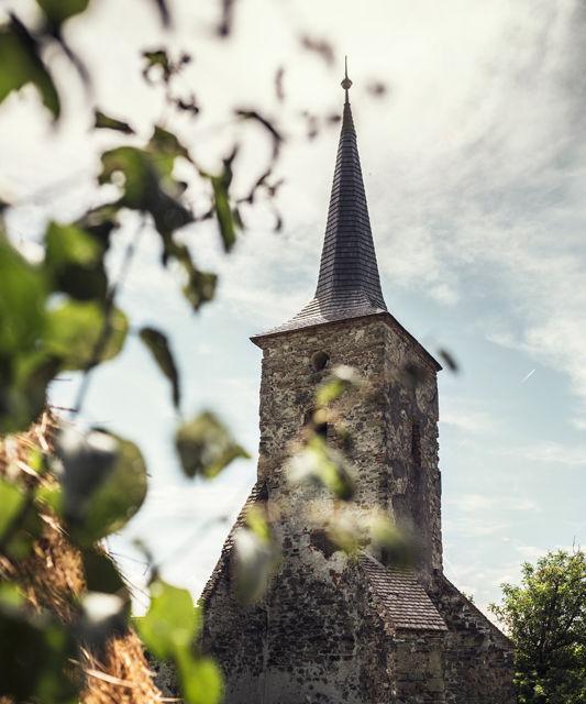 Un german in Transilvania: paragina bisericii din Vurpăr, extazul din cetatea Câlnic și mereu fascinantul Sibiu - Poza 5